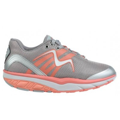 Leasha 17 W lt/grey/peach