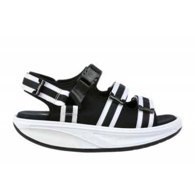 Kim Sandal W black/white