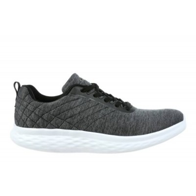 Lucca LACE UP M - Dark grey