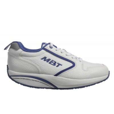 MBT 1997 Leather W Royal blue
