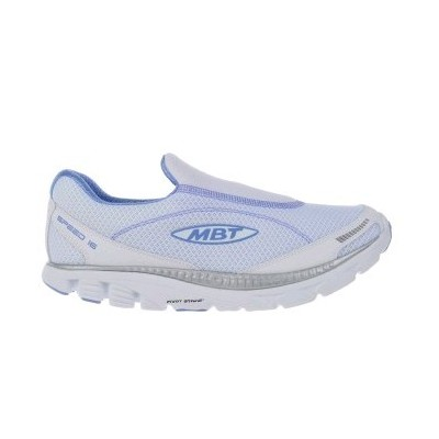 SPEED 16 SLIP ON W - White/Silver/Light Purple