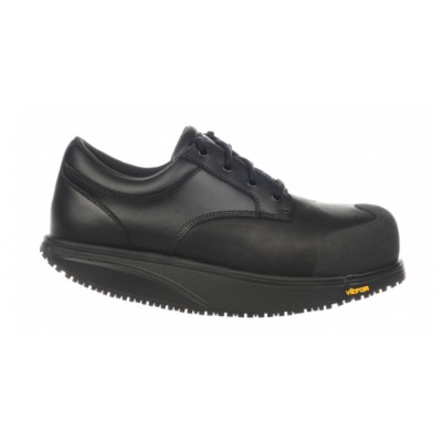 Omega Work Shoe Unisex black
